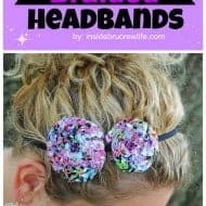How To Make Braided Headbands