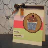 {Cupcake Cards}