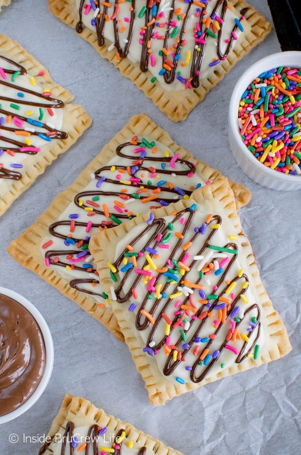 Nutella Pop Tarts 4-1