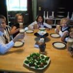 [Having a Potter Tea Party]