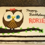 """OWL"" Give You Some Cake Tips!"