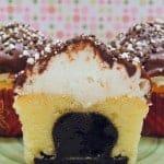 Oreo Truffle Cupcakes