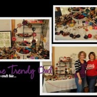 {The Trendy Owl and the Craft Fair}