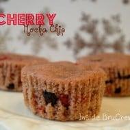 Cherry Mocha Chip Muffins