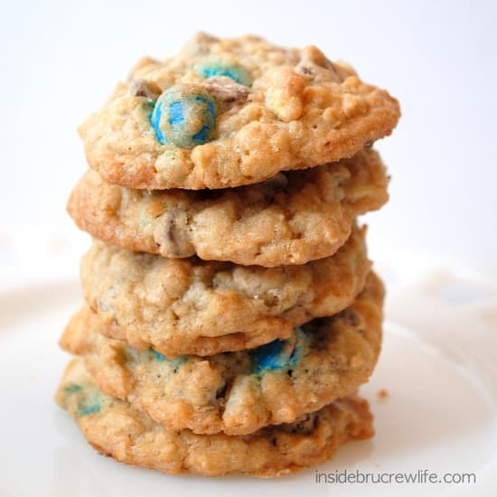 Almond Joy Chocolate Chip Cookies 2