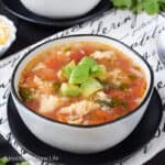 Spicy Chicken and Rice Soup Recipe