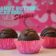 Peanut Butter Caramel Shorties