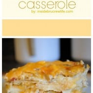 Chicken Ole Casserole