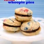 Vanilla Fudge Whoopies