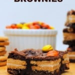 Oreo Reese's Brownies