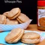 Biscoff Whoopie Pies