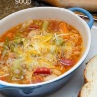 Stir Fry Soup