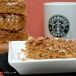 Sweet Potato Crumb Cake