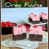 Red Hot Oreo Fudge