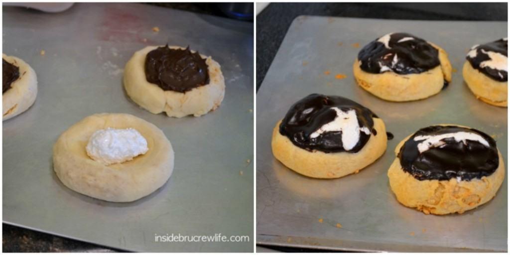 Cheesecake S'mores Danish | Inside BruCrew Life