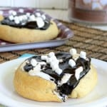 Cheesecake S'mores Danish