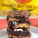 Marshmallow Reese's Brownies