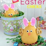 Peanut Butter Easter Chicks