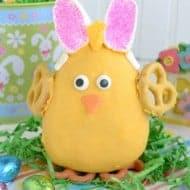 Peanut Butter Easter Chicks