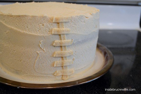 Basket Weave Frosting tutorial