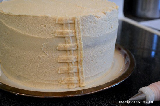 Frosting basket weave tutorial