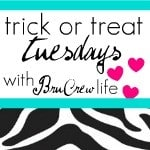 Trick or Treat Tuesday!