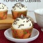 Reese's Fluffernutter Cupcakes