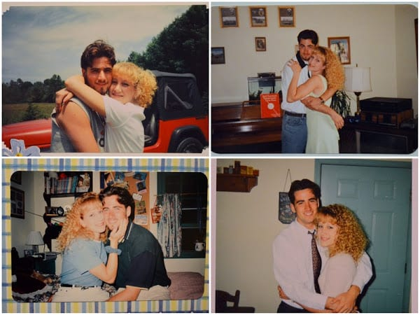 dating collage 2