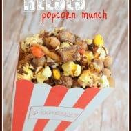 Reese's Popcorn Munch