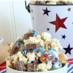 S'mores Popcorn Munch