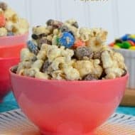 Monster Cookie Dough Popcorn