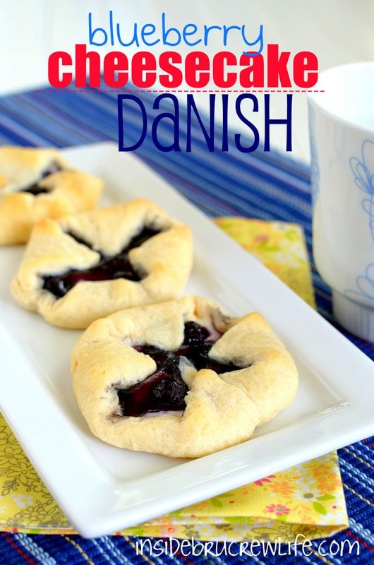 blueberry cheesecake danish title