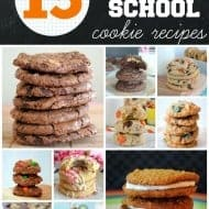 15 Back To School Cookie Recipes