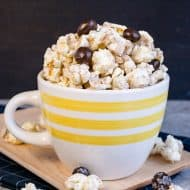Coffee Toffee Popcorn