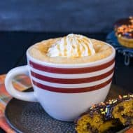 Salted Caramel Pumpkin Latte