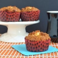 Carrot Cheesecake Muffins – SRC