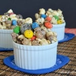 Peanut Butter Blasted Oreo Popcorn Munch