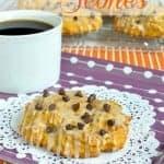 Pumpkin Spice Latte Scones
