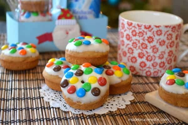 baked biscoff donuts, sweet recipes, dessert recipes
