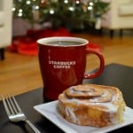 Holiday Decorating Fuel and Tradition: Coffee and Cinnamon Rolls