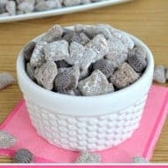 Mocha Cappuccino Puppy Chow