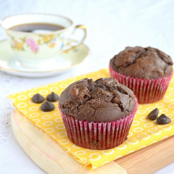 Mocha Muffins 1