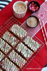 Raspberry Hot Chocolate Bars 1