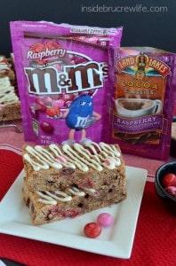 Raspberry Hot Chocolate Bars 7