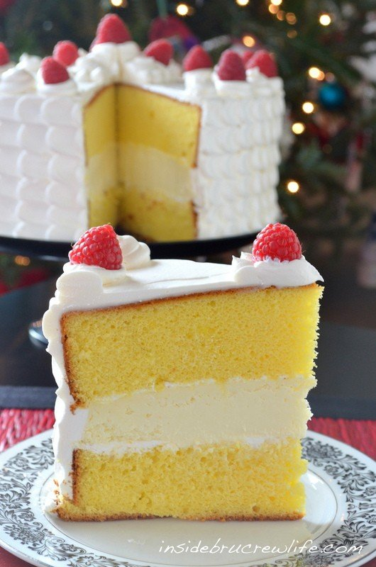 lemon cheesecake cake4