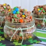 M&M Nutella Popcorn