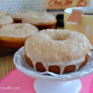 Vanilla Chai Baked Donuts – #Americastea