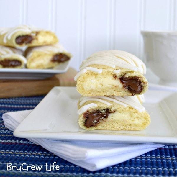 cheesecake nutella twists 4