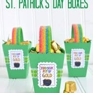 St. Patrick's Day Boxes