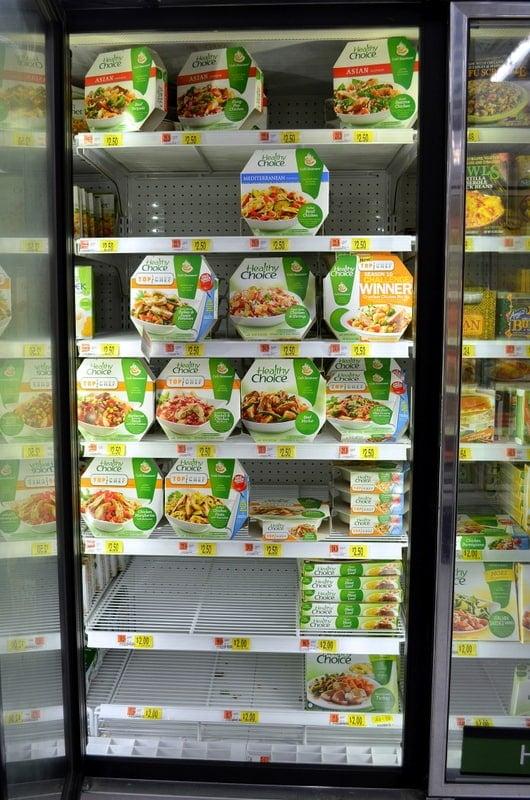 Healthy Choice, Top Chef, Crustless Chicken Pot Pie, #healthychoices